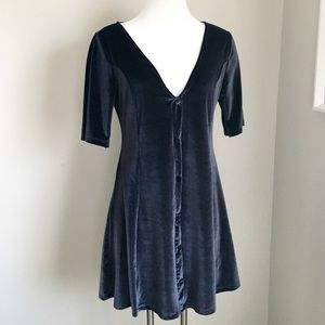 🆕 Listing!  ASOS | Velour Dress